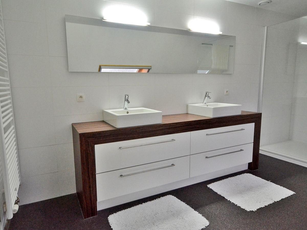 Badkamer op maat maatwerk badkamer meubel - Badkamer badkamer meubels ...
